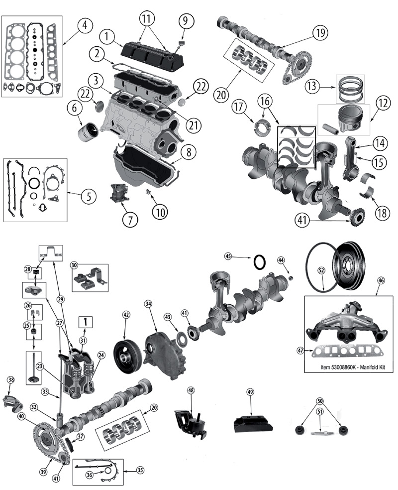 6 4 hemi engine diagram